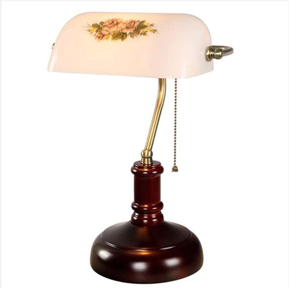 Camellia Handpainted Table Lamp | Lamp