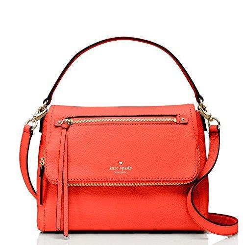 Kate Spade Orange Handbag - 1