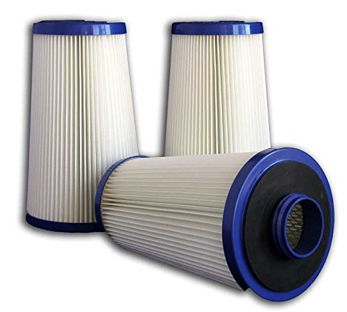 CDCLarue Accessories (103621) - Twist-On HEPA H-13 Replacement Filter Kit (3 ea. per kit)