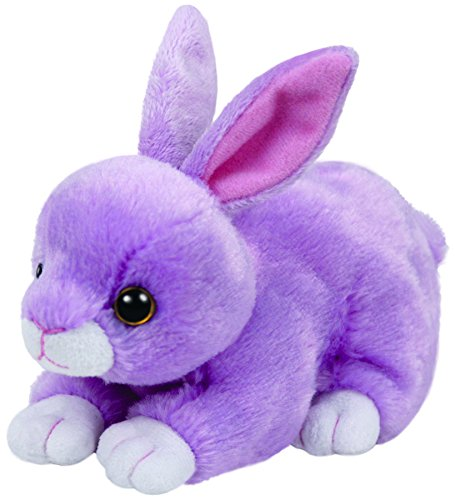Ty Purple Bunny Plush Regular