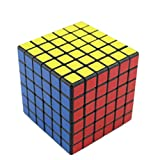 Generic Rubik's Cube 6x6 Magic Cube Puzzles Colorful for Professional Adults Men and Women