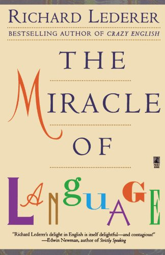 The Miracle of Language by Brand: Pocket Books
