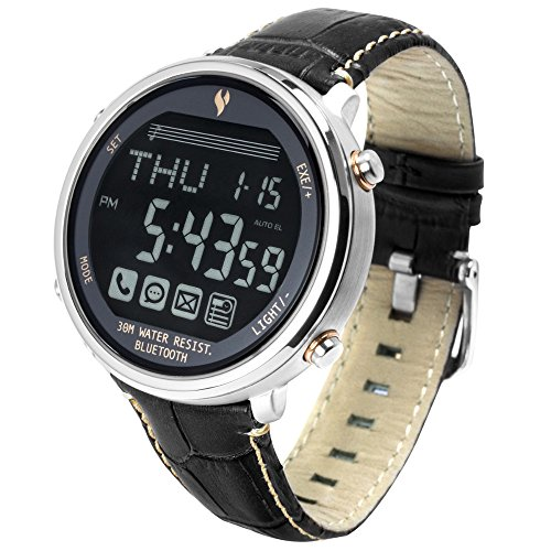Aicarey YT1600401L Bluetooth 4.0 Waterproof Smart Watch 220mAh CR2032 Button Battery Long Standby Smartwatch For Android IOS