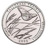 National Park Quarter Year Set 10-coin set of 2020