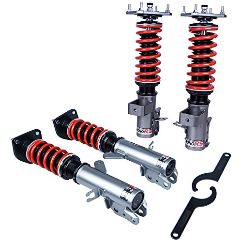 Godspeed ( MRS2070 ) Toyota MR2 86-89 (AW11) MonoRS Coilover Full adjustable 32 way Suspension Kit WIth Monotube shock design W/ Front camber plate (Rear Camber Plate)