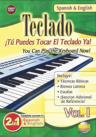 1: You Can Play the Keyboard Now / Teclado, Vol