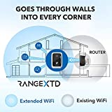RANGEXTD WiFi Range Extender - WiFi Booster to