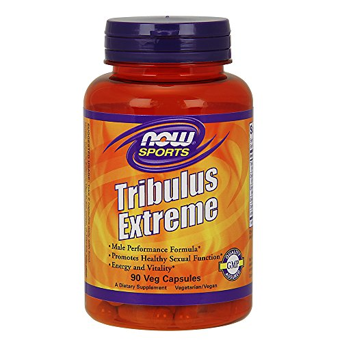 Now Foods Tribulus Extreme V-Caps, 90 Count