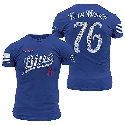 bb64d93c54d Grunt Style Enlisted 9 - Team Merica Shirt Men s T-Shirt