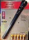Defiant Tactical Premium Grade LED 5C Flashlight 625 Lumens For Sale