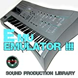 E-mu Emulator 3 - The KING of analog sounds - Large unique original 24bit WAVE/Kontakt Multi-Layer Samples Library. FREE USA Continental Shipping on DVD or download;