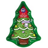 Wilton 2105-0070 Christmas Tree Cake Pan