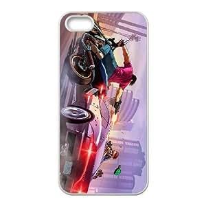iphone5 5s White phone case gta WCT4290364