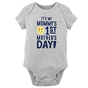 Carter's Baby Boys' Mother's Day Collectible Bodysuit