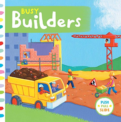 - Busy Builders (Busy Books)