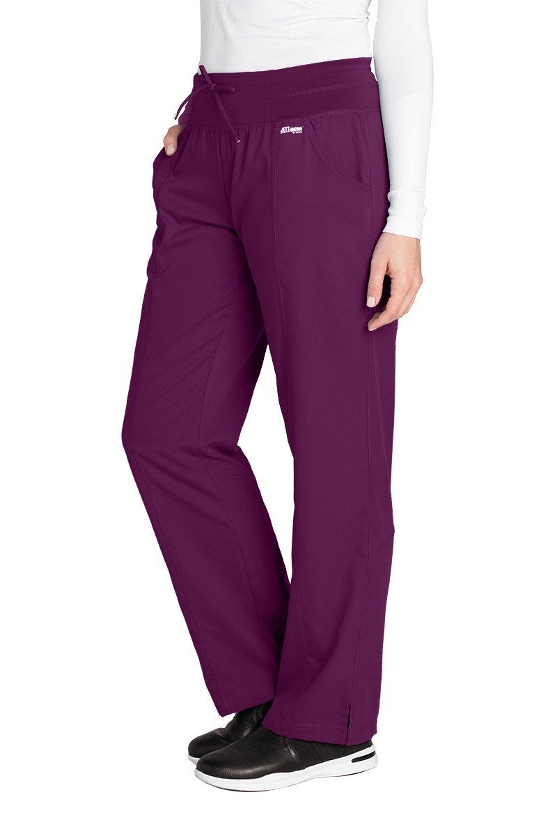 Grey's Anatomy Active 4276 Yoga Pant Currant XL Tall