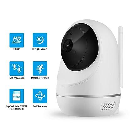 Amazon com: OWSOO 19201080P 2MP Smart Home Camera PTZ IP
