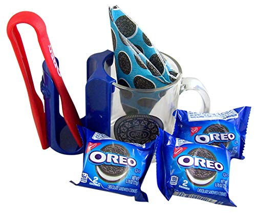 Oreo Mug Ultimate Dunking Gift Set with Cookies, 2.33 - Cookie Mug Gift