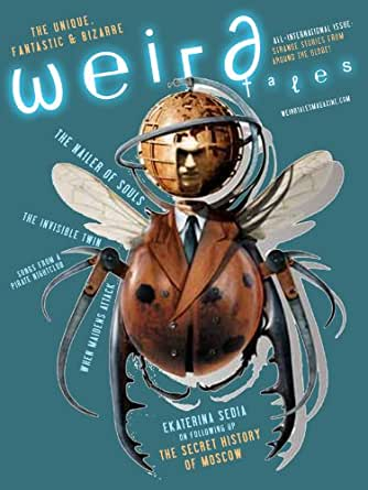 Amazon.com: Weird Tales #351 eBook: Sara Genge, Rochita Loenen-Ruiz