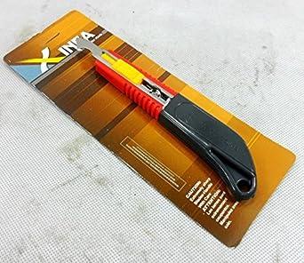 Xinfa XF-1884 Hook Cutter Knife For Plastic Acrylic Fiber Sheets (Random  Color)