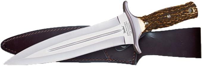 10 cm Erwachsene Trachtenmesser L/öwenmotiv Linder Unisex/ mehrfarbig
