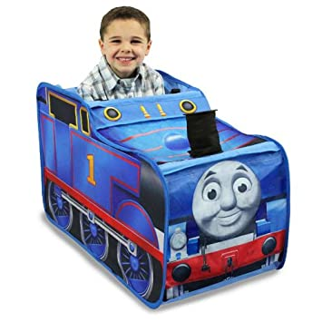 Thomas u0026 Friends mini driver pop up tent costume  sc 1 st  Amazon UK : thomas pop up tent - memphite.com