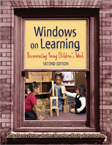 Reading about pedagogical documentation in a kindergarten classroom environment