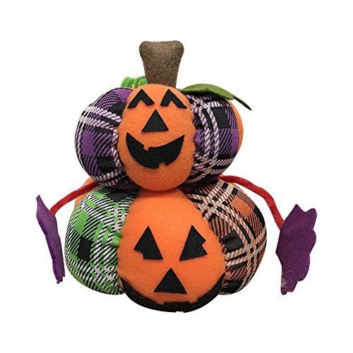 Nikgic Halloween theme desktop doll, creative plush toys decoration]()
