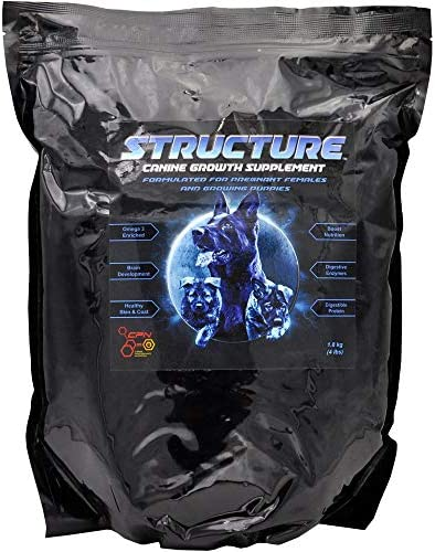 CPN Structure Growth Formula, Size 4 lbs