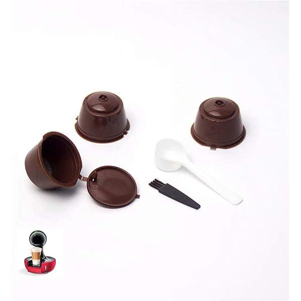 fligatto cápsulas recargables de café, cápsulas de filtro, Color ...