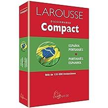 Diccionario Compact Espanol-portugues/ Compact Spanish-portuguese Dictionary (Spanish and Portuguese Edition)