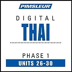 Thai Phase 1, Unit 26-30