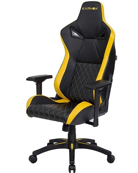 Enjoyable Amazon Com Karnox Legend Tr Racing Style Gaming Office Machost Co Dining Chair Design Ideas Machostcouk