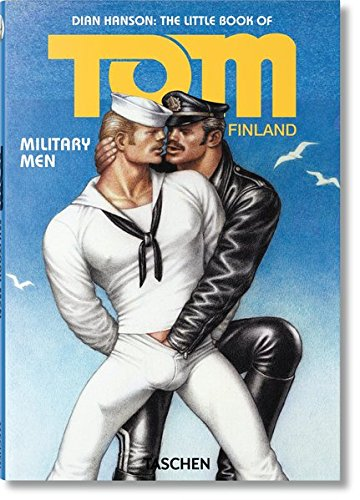 The Little Book of Tom of Finland: Military Men (Multilingual Edition)