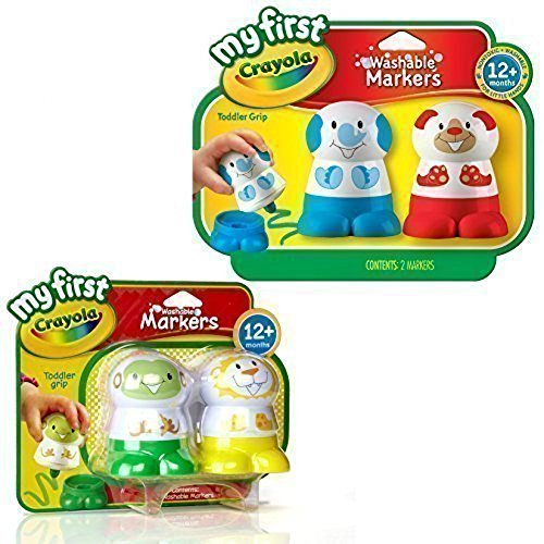 Crayola Washable Markers Pack Toddler