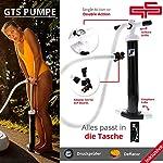 grandtoursportscom-Tavola-per-SUP-Stand-Up-Paddle-Board-e-pagaia-77-x-396-x-14-cm-340-l-fino-a-110-kg-gonfiabile-SUP-Stand-Up-Paddle-Board-GTS-SportSTOURER-130-NBG-DCT-con-set-di-accessori