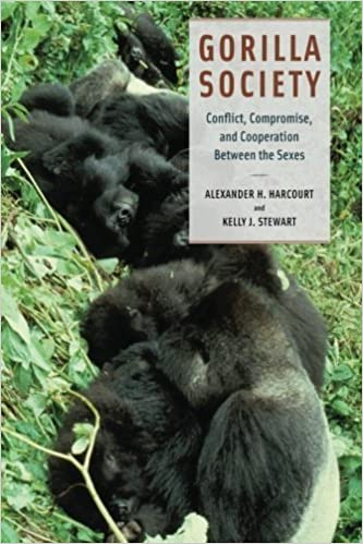 Book Gorilla Society: Conflict, Compromise, and Cooperation Between the Sexes August 15, 2007