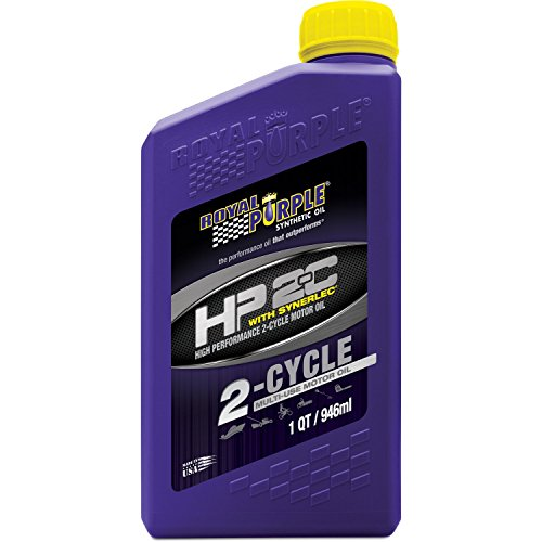 Royal Purple 01311 HP 2-C High Performance Synthetic 2-Cycle Oil - 1 qt.