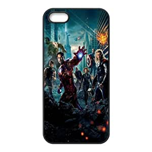 The Avengers FG0069280 Phone Back Case Customized Art Print Design Hard Shell Protection Iphone 5,5S by patoner