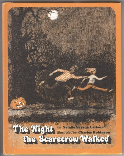 The Night the Scarecrow (Halloween Nights North West)