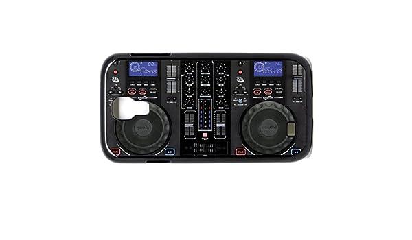 Galaxy S4 mezclador CDDJ DJ technics Tocadiscos teléfono móvil ...
