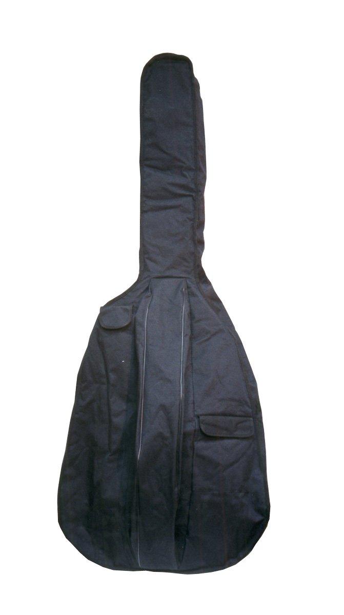 Guardian CV-200-B1/4 Deluxe Bass Bag, 1/4 Size The Music Link (AXL)