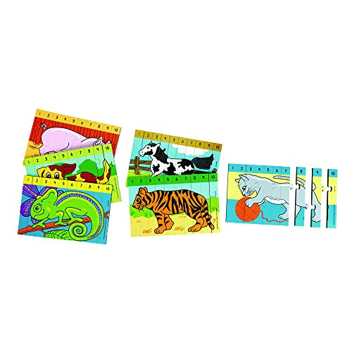 Excellerations Sequence Number Sequence Puzzles (Pack of 6)]()