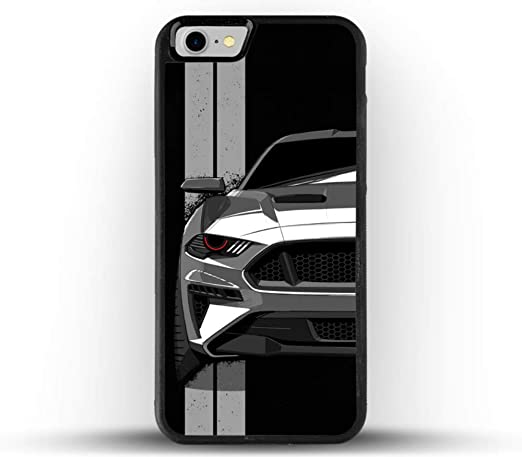Ford Mustang GT Coque de Protection pour iPhone 7 /8 .: Amazon.fr ...