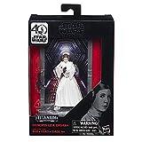 Star Wars The Black Series Titanium Series Princess Leia, 3.75-inch