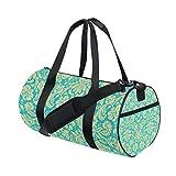 OuLian Women Gym Bag Wedding Patterns Mens Camp Duffel Bags Duffle Luggage Travel Bag