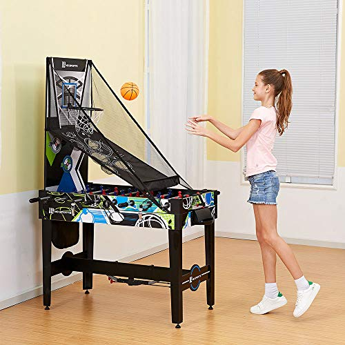 MD Sports 48 Inch 12 in 1 Combo