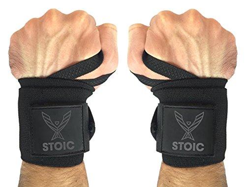 Wrist Wraps Professional Quality Stoic