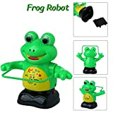Winkey Toy for Baby kids Boy Girl, Electronic Dancing Animal Toy Robot Toy Light Music Universal Interactive Toy
