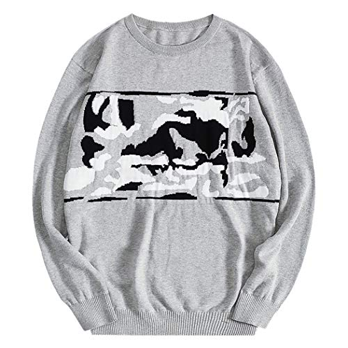 Snowman Lee Plus Size Casual Winter Sweater Long Sleeve Pullover Fitted Coach Sweatshirt Gray S - Lee Heavyweight Sweatshirt